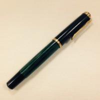 スーベレーン 万年筆 M400 緑縞 K14