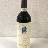 オーパスワン 赤ワイン 1979年 アメリカ ヴィンテージ ☆苦楽園口駅前店☆